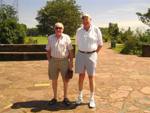 Gil Mount & Alan Hambley