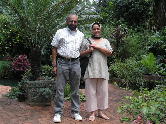 Jakes & Fatema Rawat